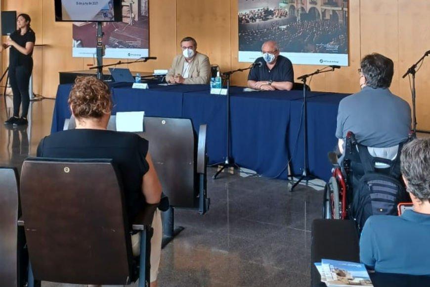 Torroella de Montgrí acull la 1a Jornada de Turisme Inclusiu del Baix Empordà